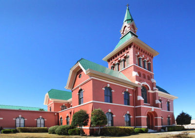 Tate County Court House